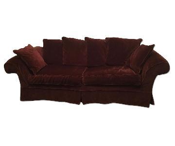 Pottery Barn Charleston Slipcovered Queen Sleeper Sofa