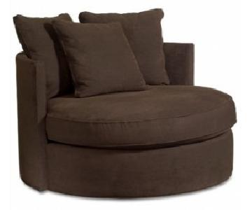 Raymour & Flanigan Swivel Chair