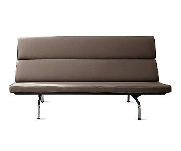 Herman Miller Charles & Ray Eames Compact Sofa