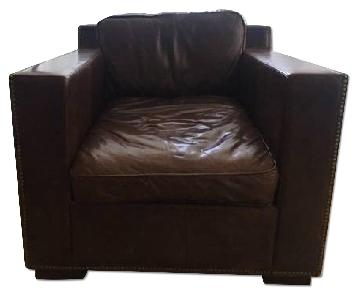 Luxe Leather Chair