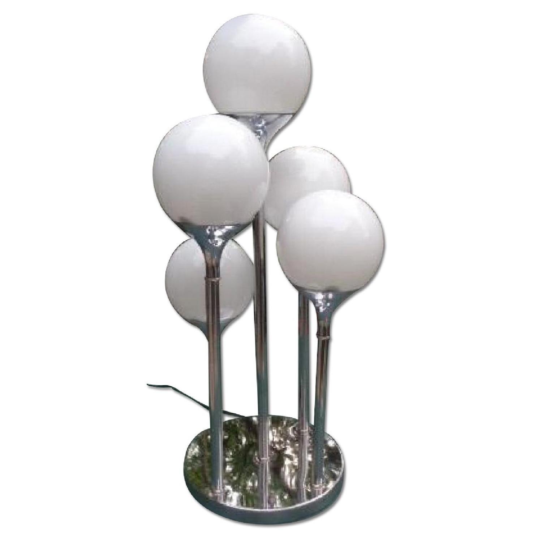 Sasrinen Style Sculptural Table Lamp