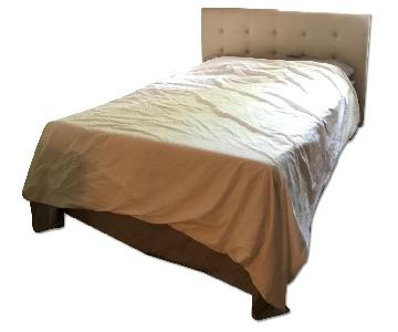 Full Size Bed Frame w/ Headboard