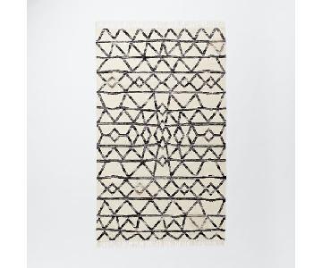 West Elm Torres Wool Kilim Rug