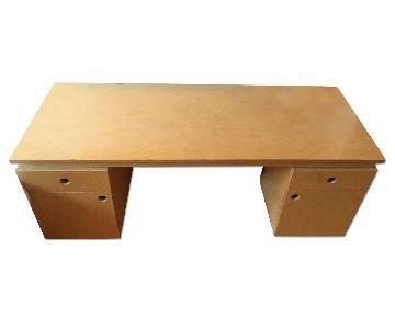 Casa Kids Desk w/ Storage