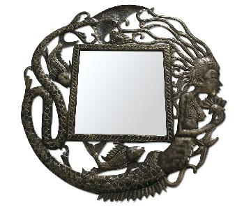 Mermaid Artwork Mirror