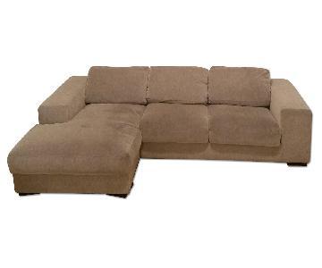 BoConcept Cenova Couch w/ Chaise