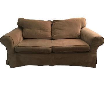 Ikea Ektorp Loveseat + Armchair