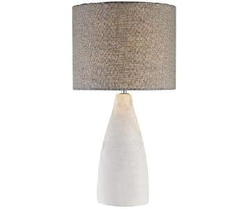 Dimond Lighting Concrete Table Lamp