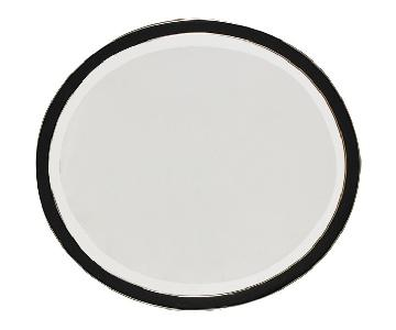 Caracole Exclamation Point Round Mirror