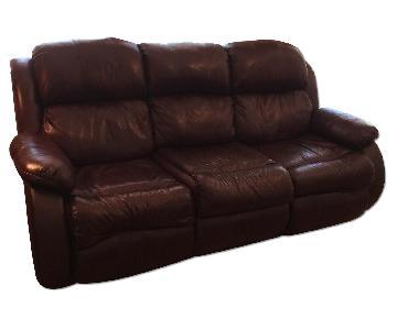 Belfort Furniture 3 Seater Sofa w/ 2 Reclining Seats