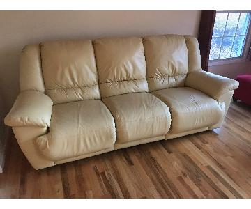 Macy's 3 Seater Reclining Couch