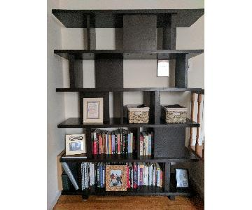 West Elm Bookcase/Room-Divider