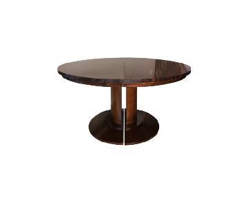 Century Furniture Custom Hikou Dining Table