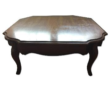 Bassett Furniture Vintage Mid Century Coffee Table