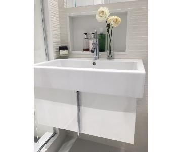 Duravit Wall Mounted Bathroom Vanity