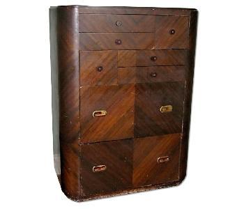 1930's Mahogany Dresser