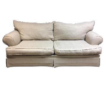 Bob's Cream 2 Seat Sofa