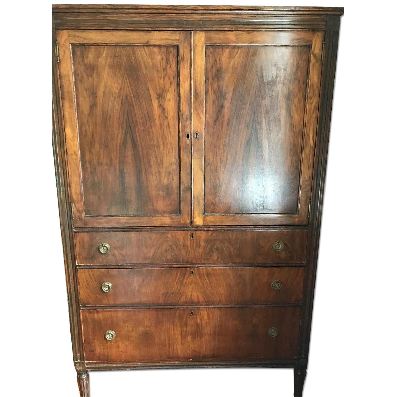 Rishel Brothers Antique Dresser