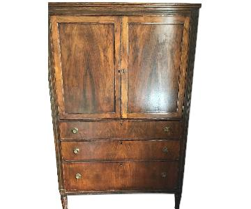 Rishel Brothers Antique Dresser