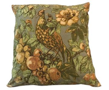 Pottery Barn Square Pheasant Pillow