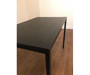 best used tables for sale aptdeco. Black Bedroom Furniture Sets. Home Design Ideas