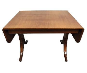 Mobelfabrik Vintage Mid Century Danish Teak Dining Table