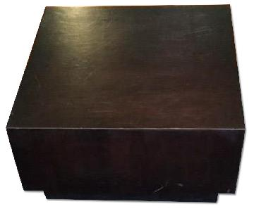 Environment Furniture Mahogany Leblon Coffee Table