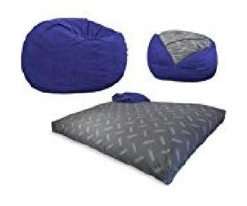 Corda Roy Queen Sleeper Bean Bag Bed