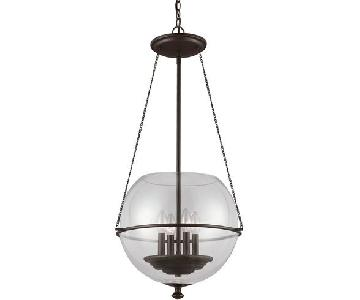 Sea Gull Lighting Havenwood 4-Light Globe Pendant