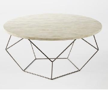 West Elm Origami Large Coffee Table