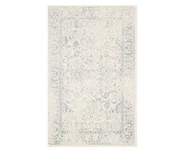 Safavieh Adirondack Rug in Ivory/Silver