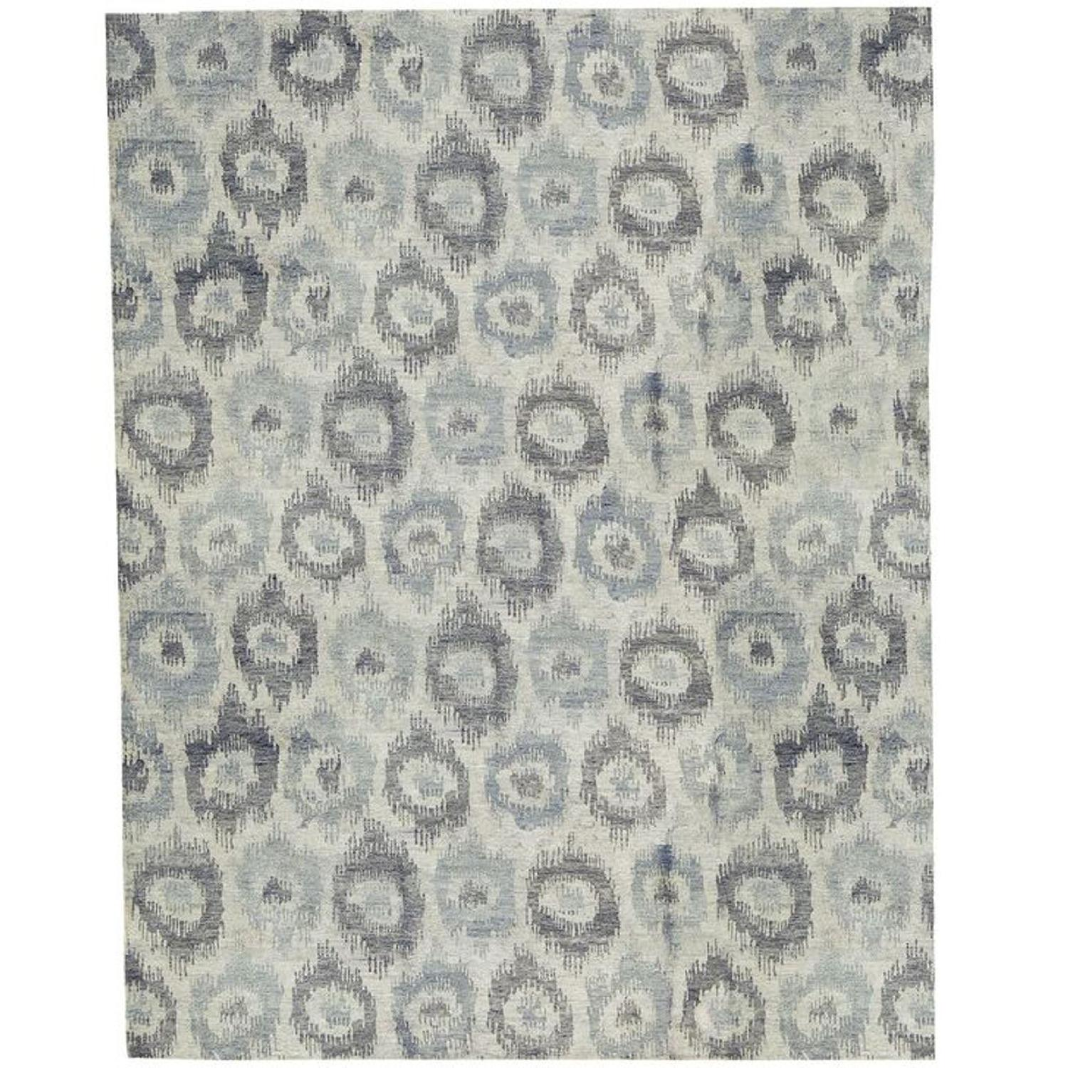 Bamboo Viscose & Cotton Rug