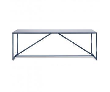 Blu Dot Navy Strut X-Large Table
