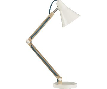 Crate & Barrel Table Lamp