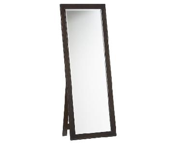 West Elm Standing Mirror