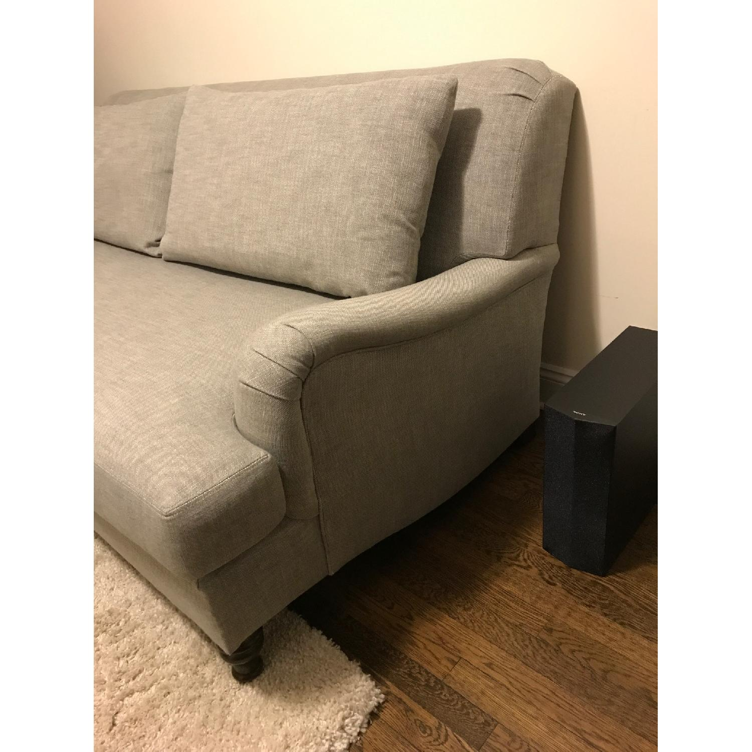 Pottery Barn Carlisle Upholstered Sofa-1