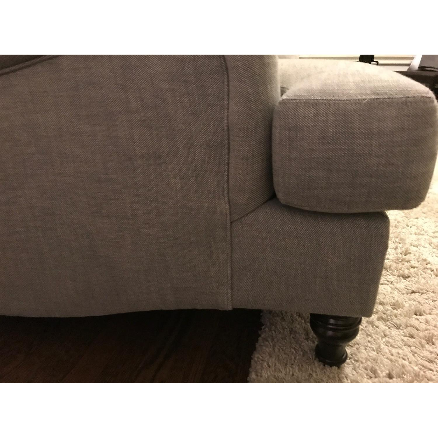 Pottery Barn Carlisle Upholstered Sofa-5
