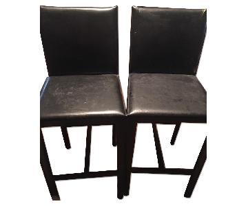 West Elm Tall Bar Chairs