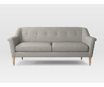 West Elm Mid-Century Finn Sofa