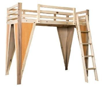 TimberNest Full Size Loft Bed