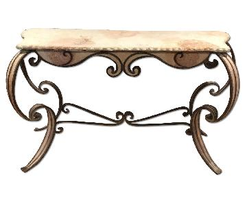 Mexican Style Sofa Table