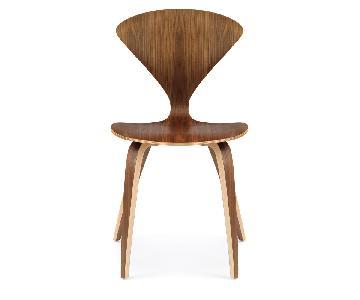 Design Within Reach Cherner Walnut Side Chair