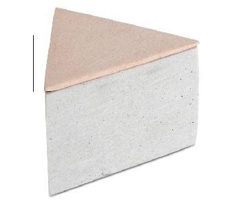 BoConcept Triangular Small Storage Box