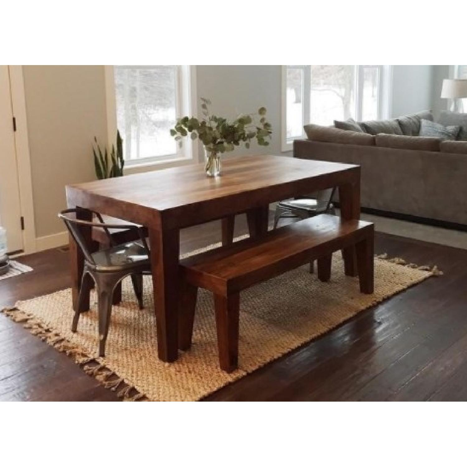 West Elm Carroll Modern Farm Dining Table-0