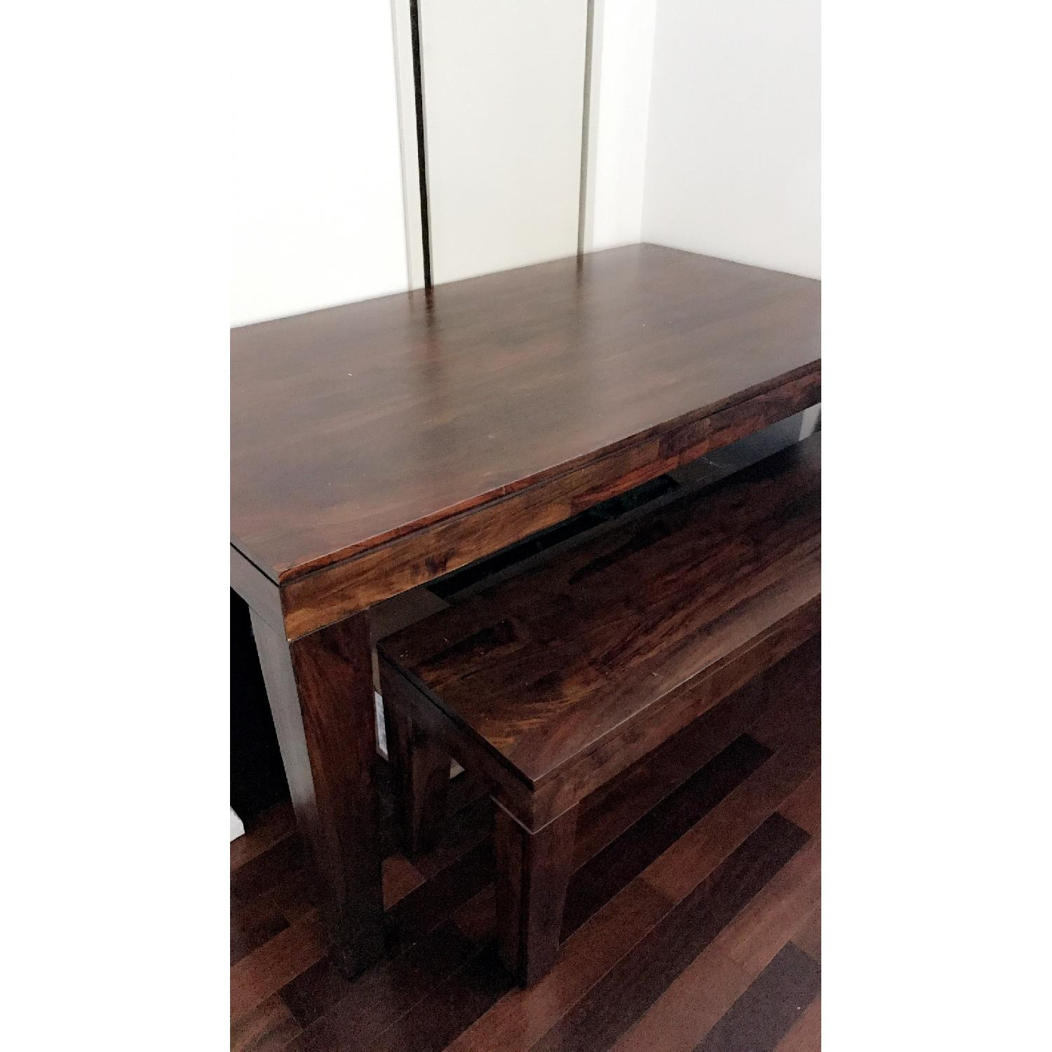 West Elm Carroll Modern Farm Dining Table-1