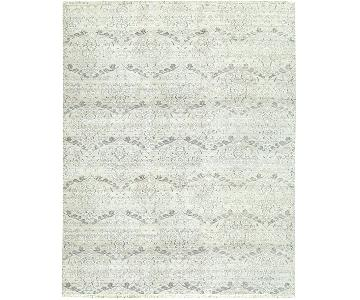 Indo Collection Luxa Rug in Beige