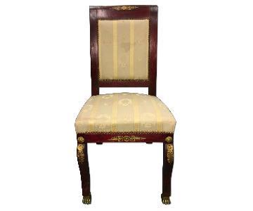Antique Edison Chairs