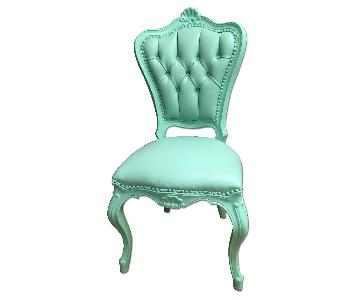 Polart Designs Chairs in Mint