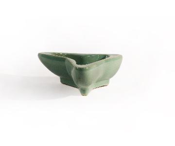 Mosiac Tile Teal Ashtray/Dish