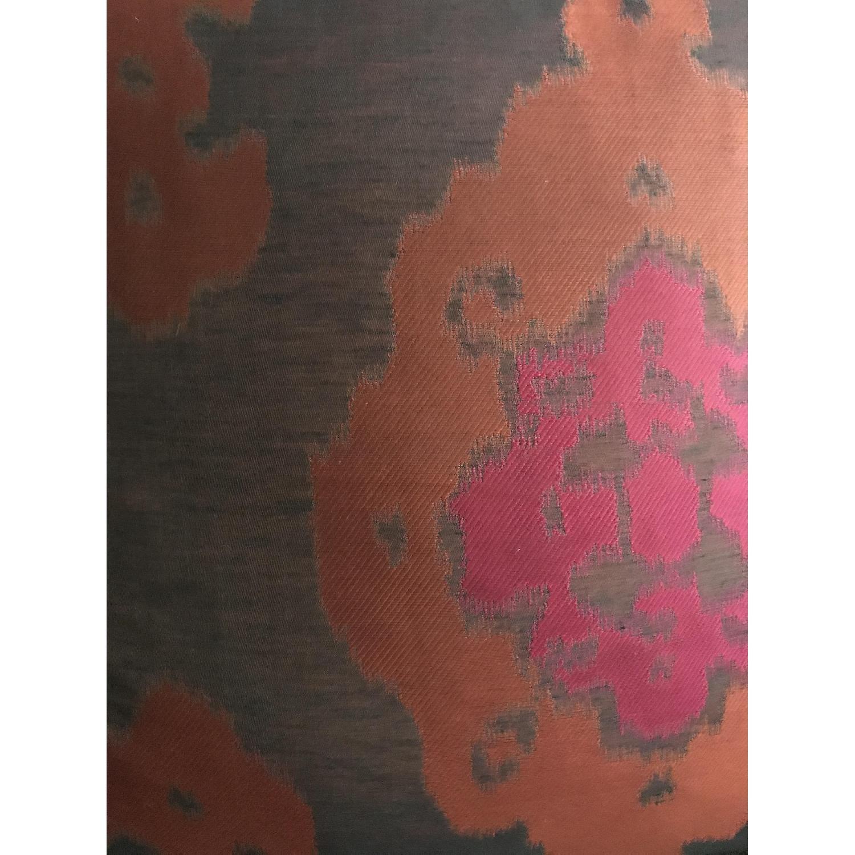 Lillian August Brown Multi Ikat Decorative Pillows - image-6